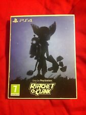 Ratchet & Clank PS4 Sealed Only On Playstation Collection Original Sleeve & Game