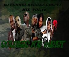 DJ FUNNEL STREET  REGGAE GOSPEL MIX CD VOLUME 12