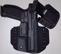 "1.75/"" Darwin Defense Holster Belt Attachment /""Mini-Wing/"" style"