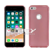 Funda Carcasa ABS para IPHONE 7 PLUS /  8 PLUS Semirígida  Metalizada Rosa i487