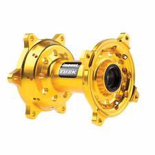 Tusk Rear Hub Yellow RMZ250 RMZ450