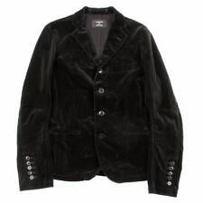 (SALE) CABANE de ZUCCA Velor tailored jacket Size About  S(K-31200)