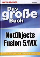 "Fachbuch ""Das große Buch - NetObjects Fusion 5/MX"" (_788)"