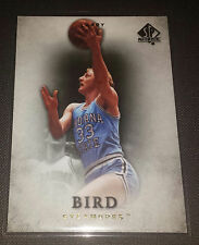 Larry Bird - 12/13 SP Authentic Base Card (no.3)
