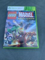 Xbox 360 Game Lego Marvel Super Heroes No Manual Tested