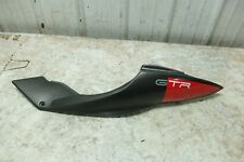 16 Hyosung GTR GT 250 R GT250 GT250R left rear side cover cowl fairing panel