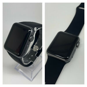 Apple Watch Series 3 42mm Space Grey Aluminium Case (GPS & CELLULAR)