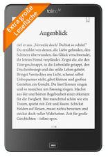 tolino epos 8GB mit extra gro�Ÿem smartLight Display für bis zu 6000 eBooks