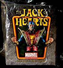 Jack of Hearts Avengers Bust Statue Marvel Comics Bowen Designs New 2009