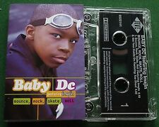 Baby DC ft Imajin Bounce Rock Skate Roll Cassette Tape Single - TESTED