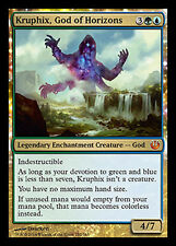 MTG KRUPHIX, GOD OF HORIZONS - KRUFIX, DIO DEGLI ORIZZONTI - JOU - MAGIC