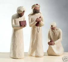 Willow Tree Three Wise Men Christmas Nativity NEW 11387