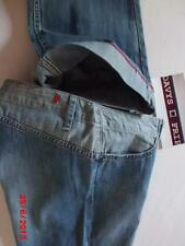 TEDDY SMITH W/29 T/37 JEANS BOOTCUT T/BASSE BLEU ST/USED FEMME/T-SHIRT/TJ29