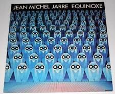 """JEAN MICHEL JARRE : Equinoxe 12"""" 33 tours LP Vinyl Electronica"""