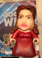 """Titans Doctor Who Good Man Collection Clara Red Dress 3"""" Vinyl 11th DR 1/20"""