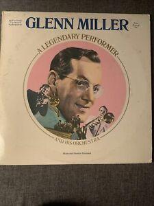 VINYL LP Glenn Miller And His Orchestra – Glenn Miller And His Orchestra A Lege