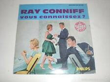 EP RAY CONNIFF - VOUS CONNAISSEZ? - PHILIPS FRANCE 1958 VG+