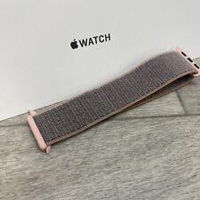 Genuine Apple Watch Sport Loop 42mm / 44mm Pink Sand