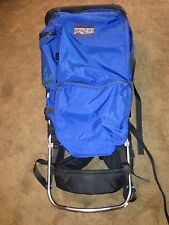 Excellent Vintage jansport backpack external frame mountaineer Hiking USA Made