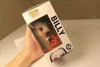 Funko Pop! Saw Billy (GITD) #52 SDCC LE 2500 Rare Grail New With Pop Stacks