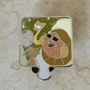Pin Trading Disney Pins Mama Odie and Juju Puzzle Piece Princess and the Frog