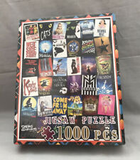 New Movie Collage Jigsaw Puzzle 1000 Pieces Sealed