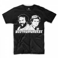 Weltkulturerbe - T-Shirt (schwarz) - Bud Spencer®