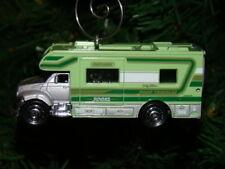 Custom Class C Motorhome RV Christmas tree ornament ~ Adorno ~ Winnebago Ford