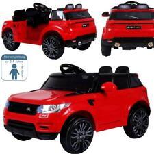 B-WARE Kinder Elektroauto Elektrisches Kinderauto 2-5 Jahre ROT Fernbedienung