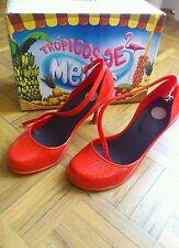 Zapatos originales Trópicos de Melissa talla 38 shoes.