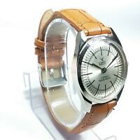 Vintage Camy Mechanical Hand Winding Movement Analog Dial Watch CA163