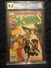 Uncanny X-Men #171 (7/83) CGC Graded Comic Book 9.2 NM- Rouge Joins the X-Men