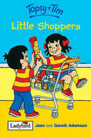 Topsy & Tim: Little Shoppers (Topsy & Tim Storybooks), Adamson, Gareth, Adamson,
