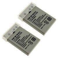 2x EN-EL5/CP1 Li-on Battery For Nikon CoolPix 5900 7900 P5000