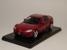 Hachette 1/24 Mazda RX-8 2003 Japanese car collection Diecast model car