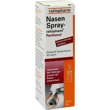 NASENSPRAY ratiopharm Panthenol 20ml PZN 1970611