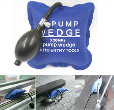 New PUMP WEDGE LOCKSMITH Tools Auto Air Wedge Airbag Lock Pick Set Open Car Door