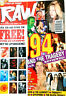 1994 RAW Magazine Nirvana~Terrorvision~Pearl Jam~Offspring~Courtney Love~Slash