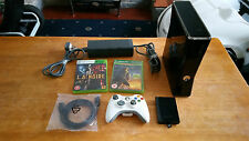 Microsoft Xbox 360 S Slim  Console Model 1439 bundle