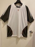 RARE Adidas Climacool ROLAND GARROS French Open Tennis T-Shirt Men's Sz large L