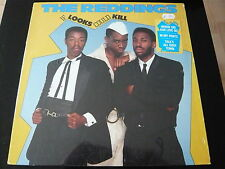 THE REDDINGS...IF LOOKS COULD KILL...MODERN SOUL FUNK BOOGIE DANCE LP ALBUM USA
