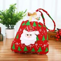 Christmas Toy Bag Gift Bag Kids Candy Gift Bags Christmas Decor For Home