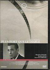 DVD ZONE 2--PLUS FORT QUE LE DIABLE--BOGART/JONES/LOLLOBRIGIDA/HUSTON