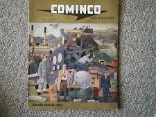 vintage cominco mines anniversary magazine 1956 rare golden jubilee issue