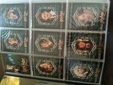 Artbox Harry Potter Order of the Phoenix base set 1-90