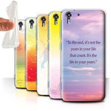 Étuis, housses et coques HTC Desire EYE en silicone, caoutchouc, gel pour téléphone mobile et assistant personnel (PDA) Huawei
