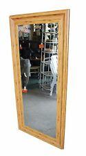 Timber Framed Wall Mirror - Natural