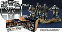 1:48 Tactics Starter Boxes - German Luftwaffe Fallschirmjägers  -=NEW=-