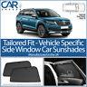 Skoda Kodiaq 2016> CAR SHADES UK TAILORED UV SIDE WINDOW SUN BLINDS PRIVACY BABY