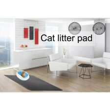 Waterproof Double-Layer Cat Litter Mat Trapper Foldable Pad Pet Rug Home Suppied